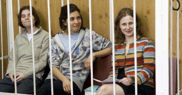 Pussy riot, a Milano il film dedicato alle più accanite oppositrici di Putin