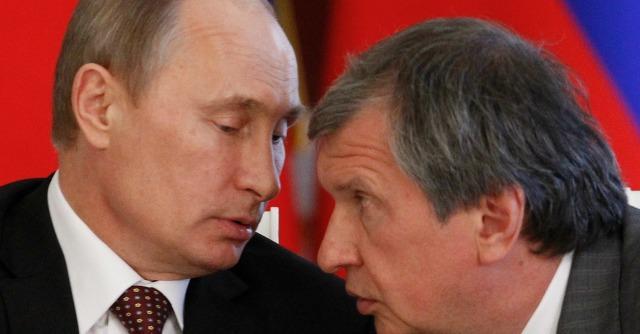 Putin e Sechin