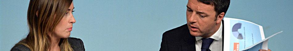 Senato non elettivo, ok unanime in cdm Renzi: 'Grasso è arbitro, non può giocare'