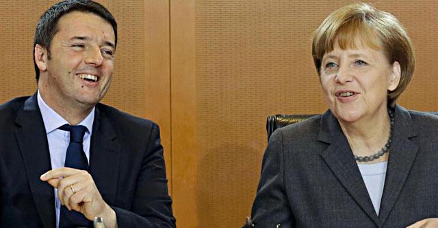 Più lavoro ma precario: Hartz IV e Jobs act, i programmi che uniscono Renzi e Merkel