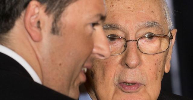 Governo Renzi, l'avvertimento di Napolitano: basta pasticci sui decreti