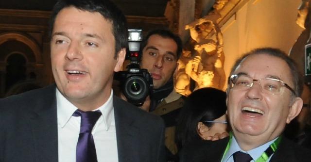 """Governo Renzi, Squinzi: """"Merkel non ci ha mica accolto a baci e abbracci"""""""