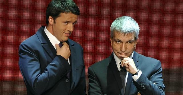 Matteo Renzi - Nichi Vendola