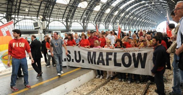 Crisi e fabbriche recuperate, la Ri-Maflow di Trezzano sul Naviglio (Mi) compie un anno