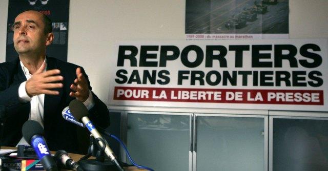 Elezioni Francia, il fondatore di Reporters Sans Frontières eletto coi voti di Le Pen