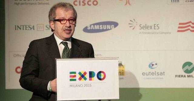 """Expo 2015, Maroni: """"Stimo Cantone, sua presenza sarà utile per i lavori"""""""