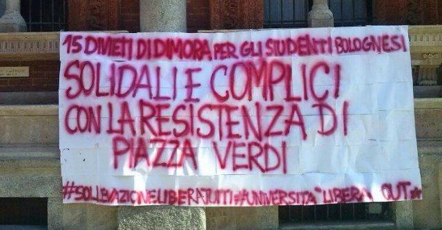 Scontri Bologna