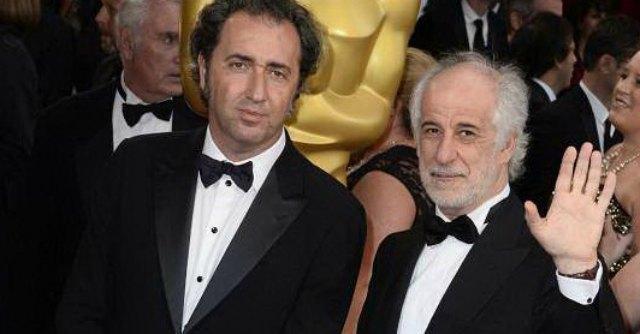 Oscar 2014 - Servillo e Sorrentino