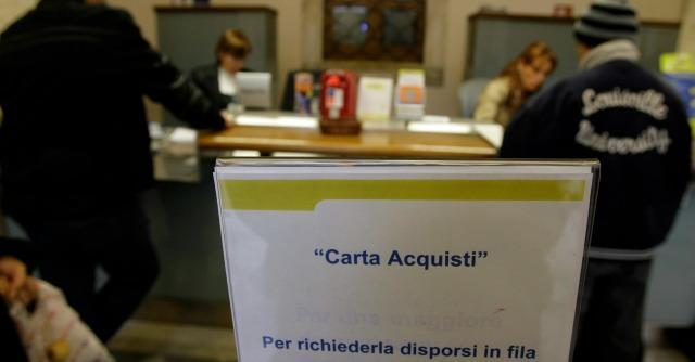 Nuova Social card, il flop: aiuti bloccati da burocrazia e difficoltà di Inps e Comuni