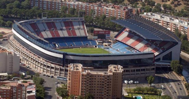 Madrid, stasera Spagna-Italia al Vicente Calderon. Che nel 2016 diventerà un parco