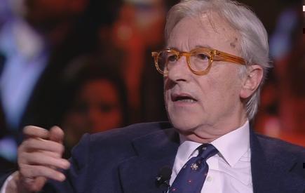 """Servizio Pubblico, Feltri: """"Molti del centrodestra voteranno Grillo"""""""