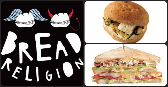 """Vinitaly 2014: parte """"Bread religion"""", il tour del panino-gourmet"""