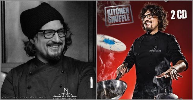 Alessandro Borghese - Kitchen Shuffle