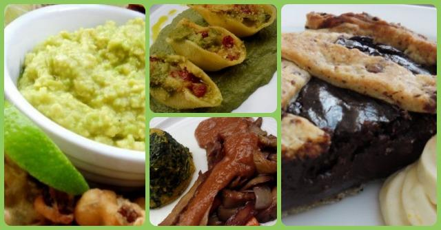 Pranzo Ufficio Vegano : Pranzo di pasqua il menu vegano dello chef arianna dall occo il