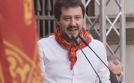 Servizio Pubblico, Salvini per l'indipendenza del Veneto