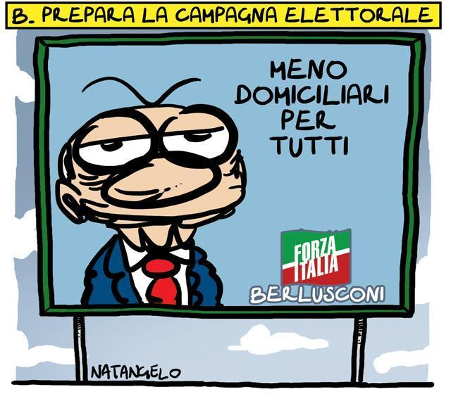 La vignetta del giorno: Campagna elettorale