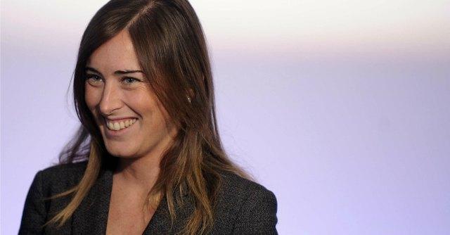 Maria Elena Boschi, il volto televisivo del governo Renzi: per lei tg, servizi e interviste