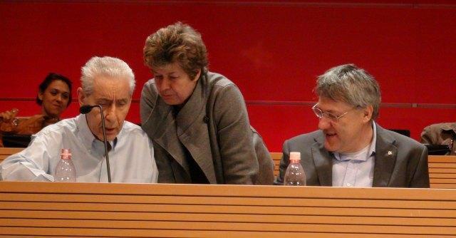 """Congresso Fiom, Camusso vs Landini: """"Vi autoescludete"""". Fischi dal pubblico"""
