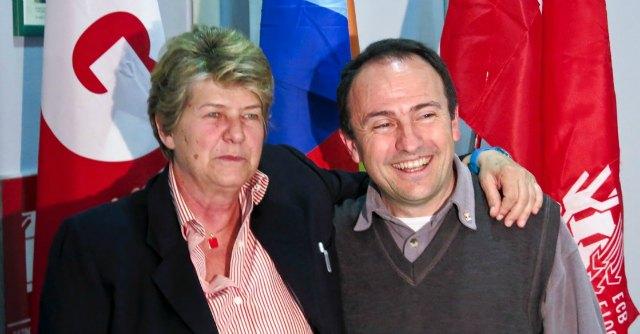 Cgil Bologna, ex delegato Fiom Lunghi è il neo segretario. Camusso: 'Scelta collettiva'