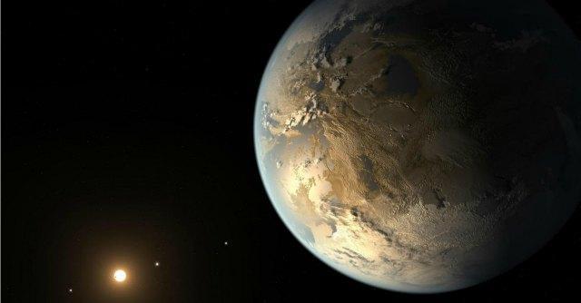 Kepler 186f, il pianeta simile alla Terra: potrebbe scorrervi acqua
