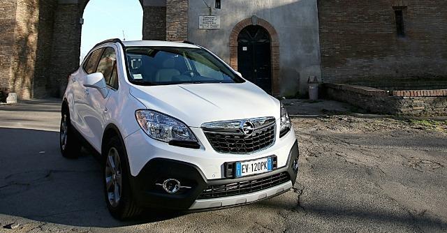 Opel Mokka Gpl 1