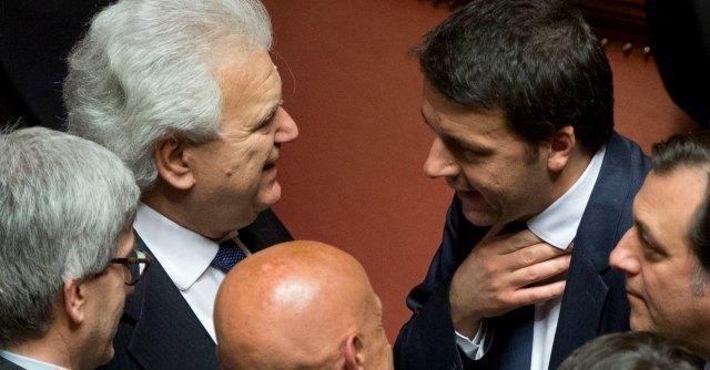 Riforme, le richieste di Fi: Verdini a colloquio con Renzi. Ieri B da Napolitano