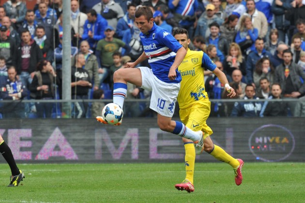 chievo-sampdoria - photo #3