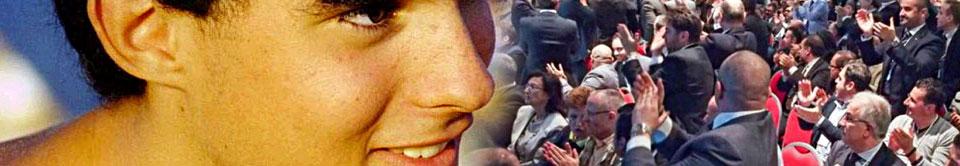 Uccisero Aldrovandi, il congresso del Sap li saluta con cinque minuti di applausi