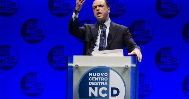 Ncd, Alfano eletto presidente dall'Assemblea costituente del partito