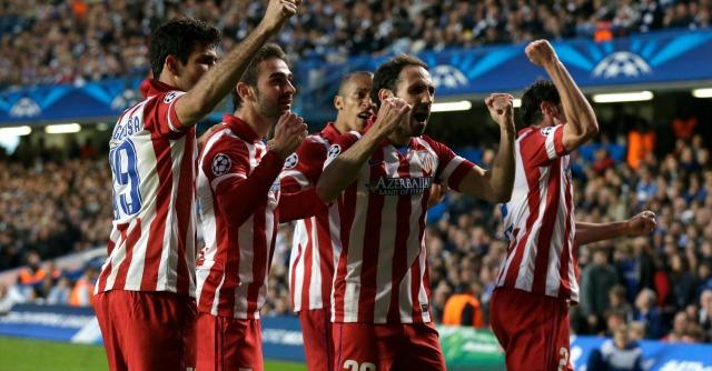 Champions League, Chelsea – Atletico Madrid: 1-3. Simeone, lezione a Mourinho