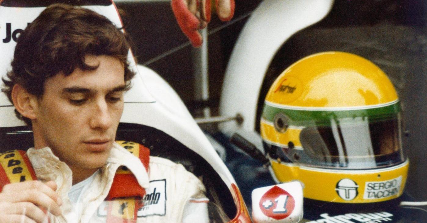Senna, pilota che ha battuto il tempo