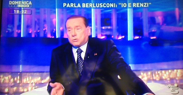 """Riforme, Berlusconi: """"Non ho mai detto di voler rompere il patto con Renzi"""""""