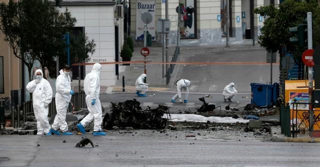 Bomba Atene a matrice insurrezionalista? E c'è chi parla di aiuti dai servizi deviati