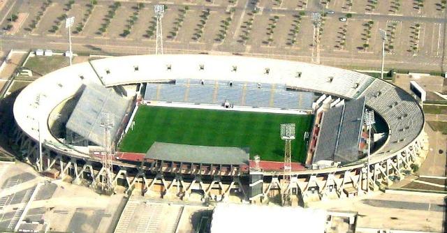 Cagliari Stadio Sant'elia