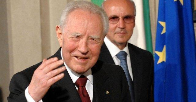 """Senato, Ciampi: """"Sì a una riforma, basta con il bicameralismo perfetto"""""""