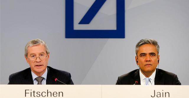 Banche Ue, per Deutsche Bank si profila ricapitalizzazione tra 5 e 10 miliardi