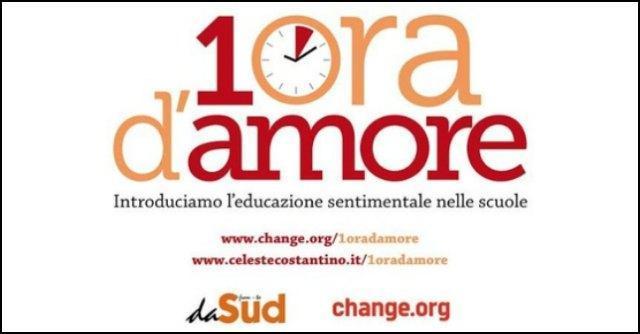 """""""Introdurre l'educazione sentimentale a scuola"""". Sel lancia una petizione online"""