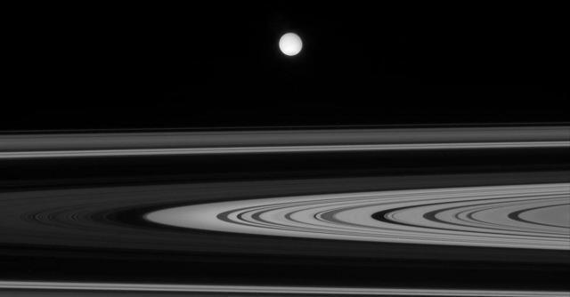 """Saturno, oceano di acqua su Encelado. Gli scienziati: """"Scoperta fantastica"""""""