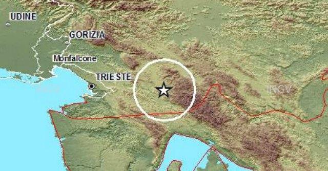 Terremoto Trieste