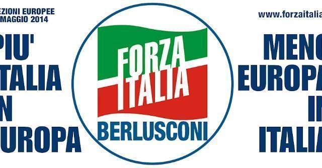 Elezioni europee 2014, online il simbolo di Forza Italia. C'è il nome di Berlusconi