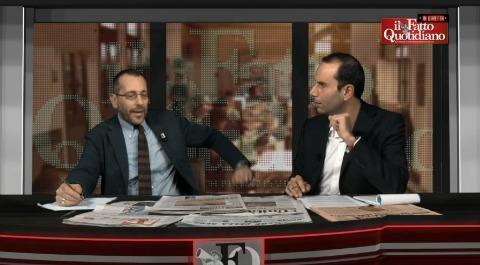 """FattoTv, Formigli: """"Renzi? Nel 2006 lo lanciai a Sky. Già fissato per l'immagine"""""""