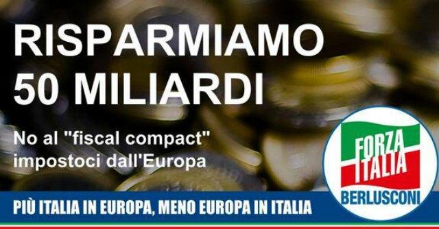 Fiscal compact: le cifre gonfiate da Grillo a Forza Italia, dal Pd ai sindacati