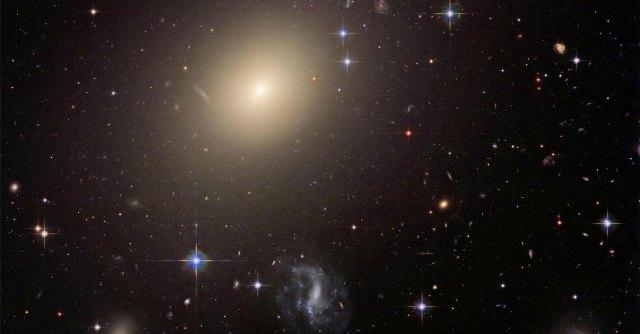 Universo molto più affollato del previsto. Il numero delle galassie è dieci volte maggiore al previsto