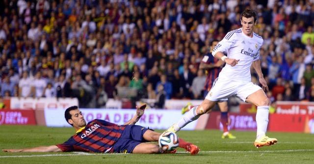 Bale da record: per il gol vittoria contro il Barcellona 60 metri in 7,2 secondi