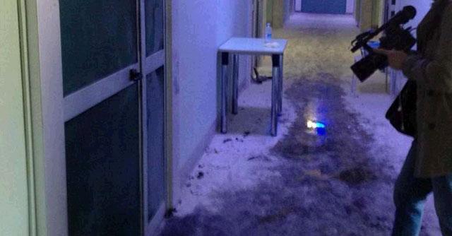 Genova, incendio nel reparto di oncologia: muore una persona, 25 evacuate