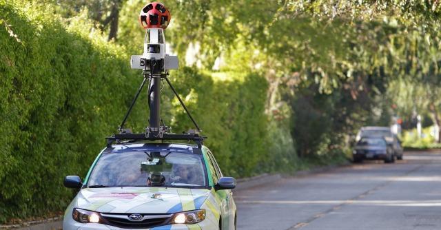 Google e Street View, multa da 1 milione di euro inflitta dal Garante della privacy