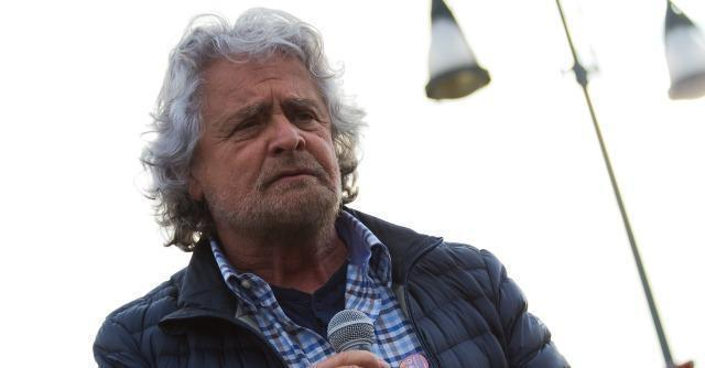 Elezioni europee, Beppe Grillo a Porta a Porta lunedì 19 maggio