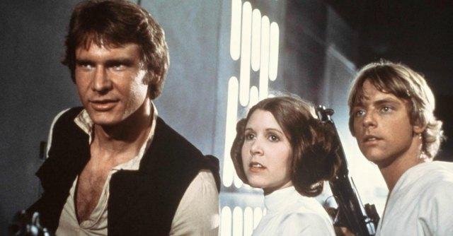 Star Wars 7, ritorna il cast di Guerre Stellari del 1977: Harrison Ford ancora Han Solo