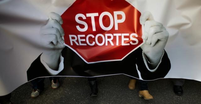 """Spagna in piazza: """"Basta austerity"""". In 53 città cortei contro i tagli di Rajoy"""