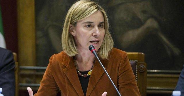 """Ministro Mogherini: """"Taglieremo gli stipendi degli ambasciatori"""""""